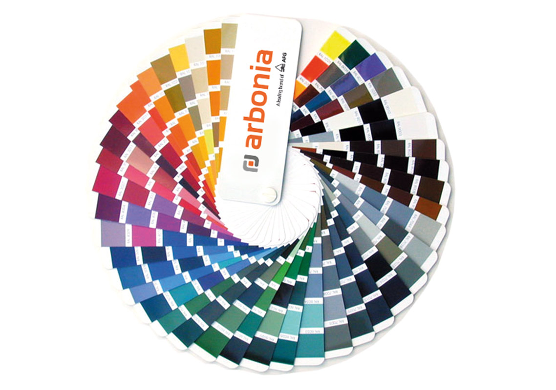 coloris ral classic - Coloris Ral