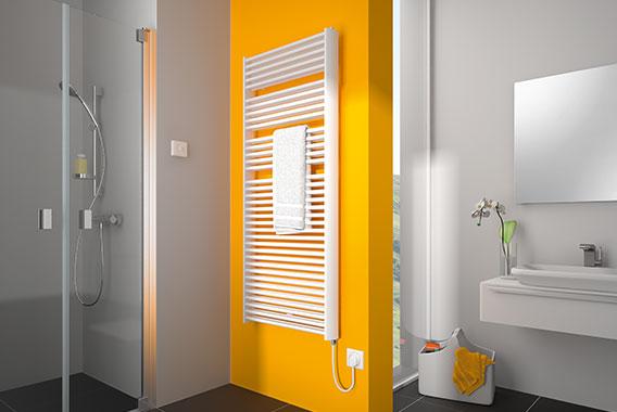 Radiatori per bagno un design moderno per il riscaldamento del